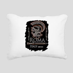 Centurion Rectangular Canvas Pillow