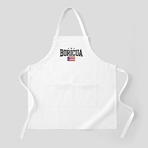 Boricua BBQ Apron