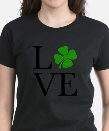 Shamrock Love T-Shirt
