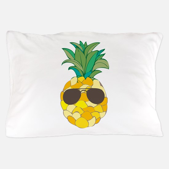 Sunny Pineapple Pillow Case