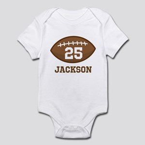 Personalized Football Player Body Suit