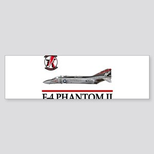 F-4 Phantom II Bumper Sticker