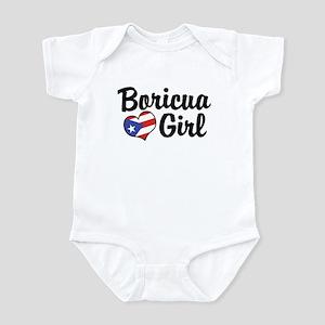 Boricua Girl Infant Bodysuit