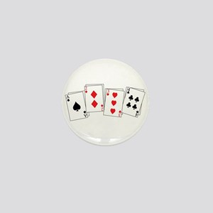 Deck Of Cards Mini Button