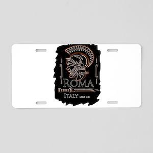 Centurion Aluminum License Plate