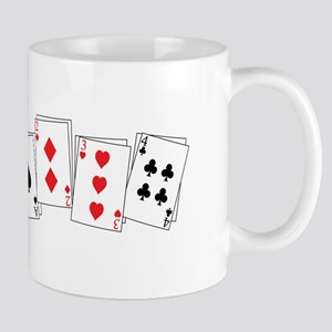 Deck Of Cards Mugs