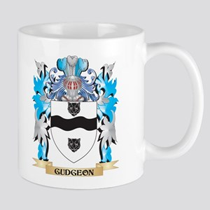 Gudgeon Coat of Arms - Family Crest Mugs