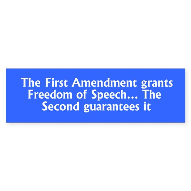 an analysis of the first amendment guaranties The first amendment guarantees freedoms concerning religion, expression,  assembly, and the right to petition it forbids congress from both promoting one.