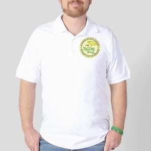 Pucker Up Buttercup Golf Shirt