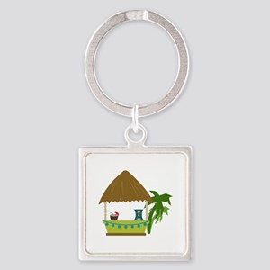 Tropical Bar Keychains