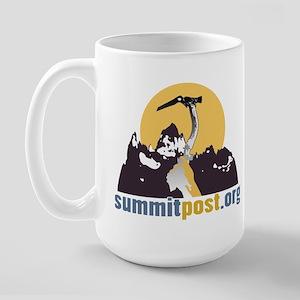 Summitpost Large Mug