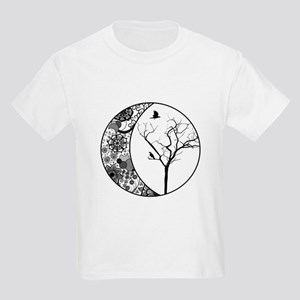 Reven Zentangle Moon T-Shirt