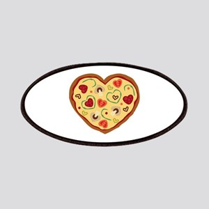 Pizza Heart Patches