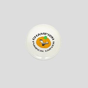 Pumpkin Carver Mini Button