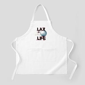 Lax Is Life BBQ Apron