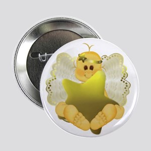 Angel Baby Button
