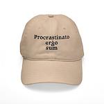 I procrastinate ergo I am Cap