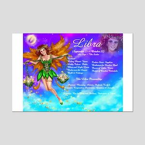 Goddess Libra Mini Poster Print