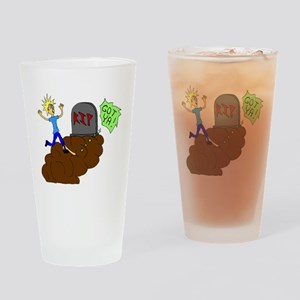 got ya Drinking Glass