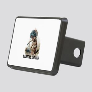 radical tribesman Rectangular Hitch Cover