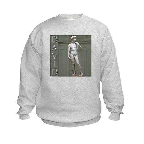 David Kids Sweatshirt