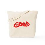 Good vs Evil ~ evil red Tote Bag