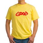 Good vs Evil ~ evil red Yellow T-Shirt
