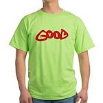 Good vs Evil ~ evil red Green T-Shirt
