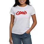 Good vs Evil ~ evil red Women's T-Shirt