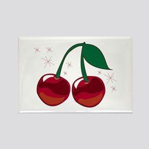 Sparkling Cherries Magnets