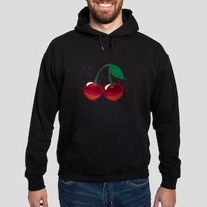 Sparkling Cherries Hoodie