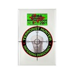 Hunting Hunting Rectangle Magnet (10 pack)