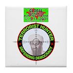 Hunting Hunting Tile Coaster