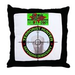 Hunting Hunting Throw Pillow