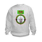 Hunting Hunting Kids Sweatshirt