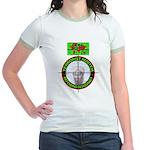 Hunting Hunting Jr. Ringer T-Shirt