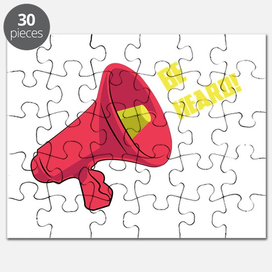 Be Heard Puzzle