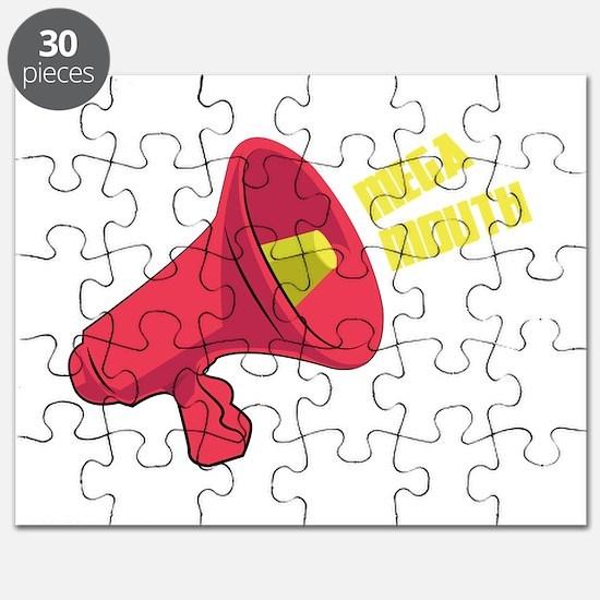 Mega Mouth Puzzle