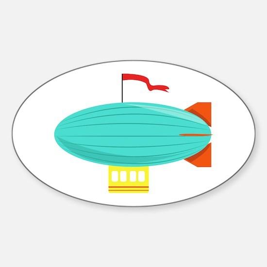 Zeppelin Decal