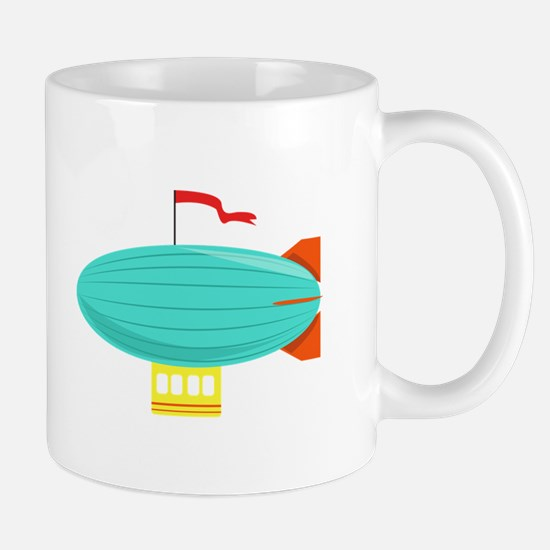 Zeppelin Mugs