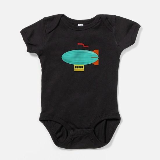 Zeppelin Baby Bodysuit