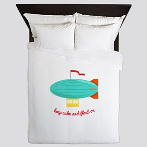 Float On Queen Duvet