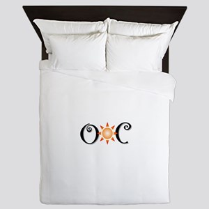 Ocean City Queen Duvet