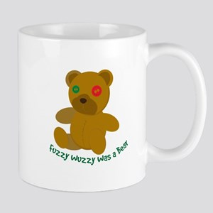 Fuzzy Wuzzy Mugs
