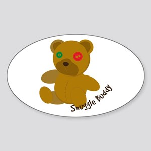 Snuggle Buddy Sticker