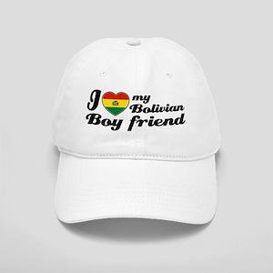 I love my Bolivian Boyfriend Cap