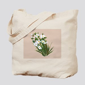 """""""Taking a Position"""" Tote Bag"""