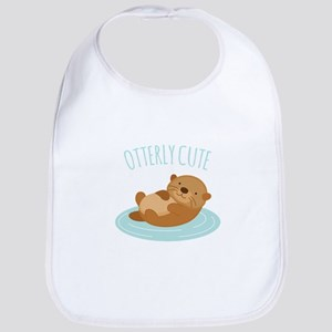 Otterly Cute Baby Bib