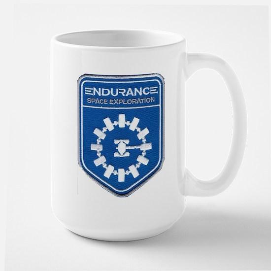 Endurance Interstellar Mission Large Mug