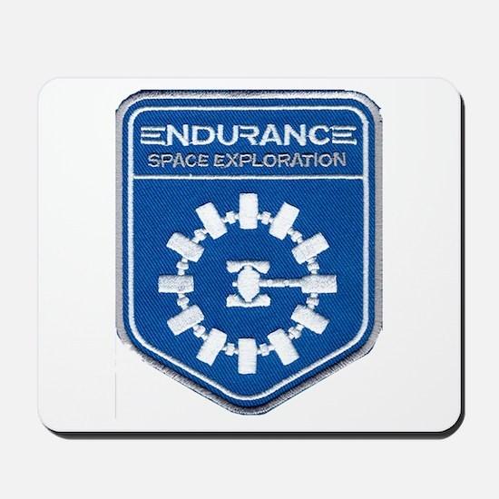 Endurance Interstellar Mission Mousepad